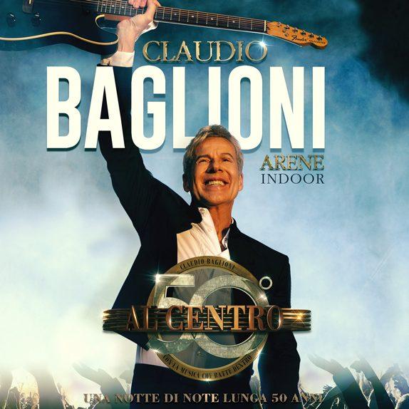 """Claudio Baglioni """"Al centro tour"""""""