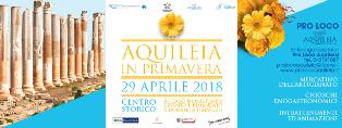 Aquileia in primavera 2018