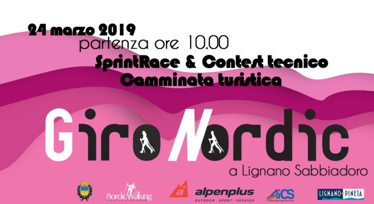 Giro Nordic a Lignano