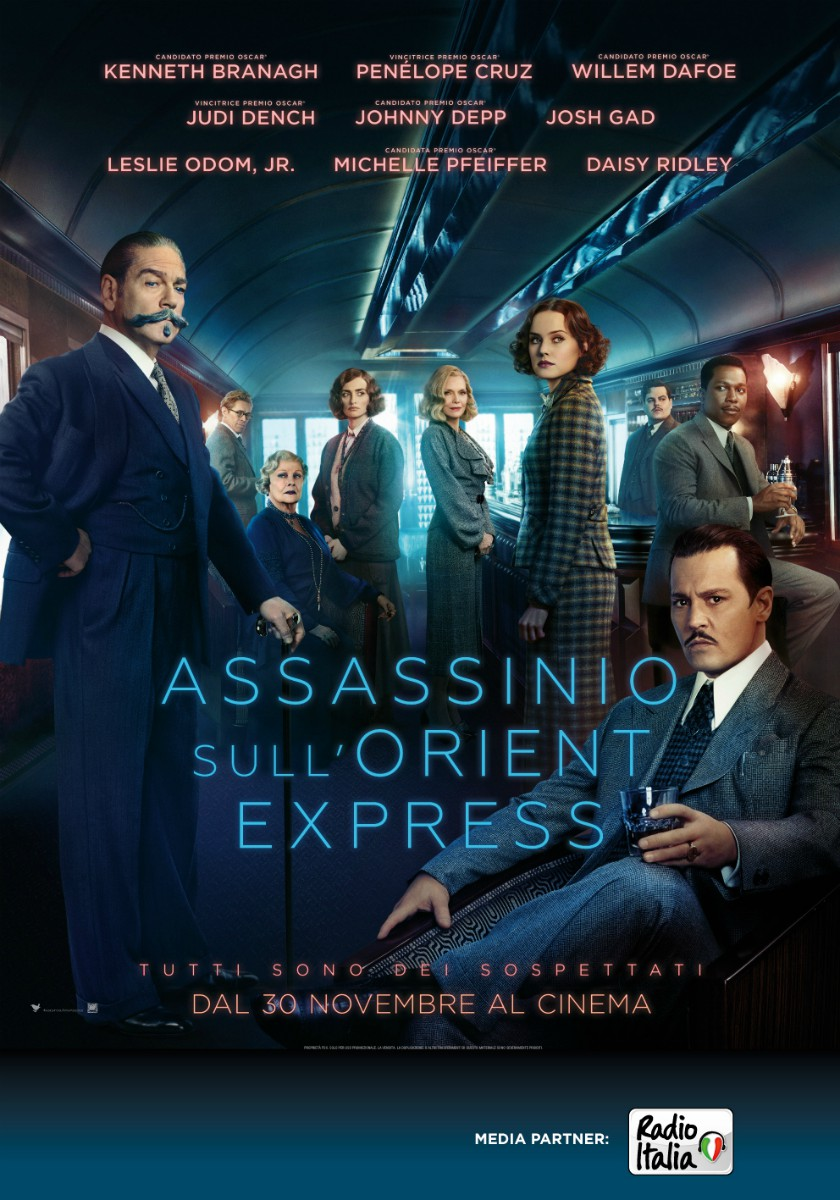 Assassinio sull' Orient Express