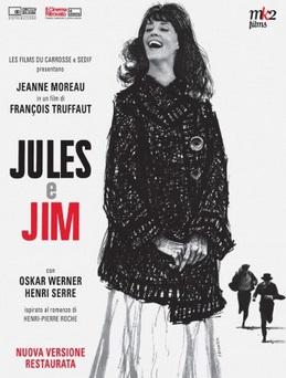 "Grandi film restaurati: ""Jules e Jim"" di François Truffaut"