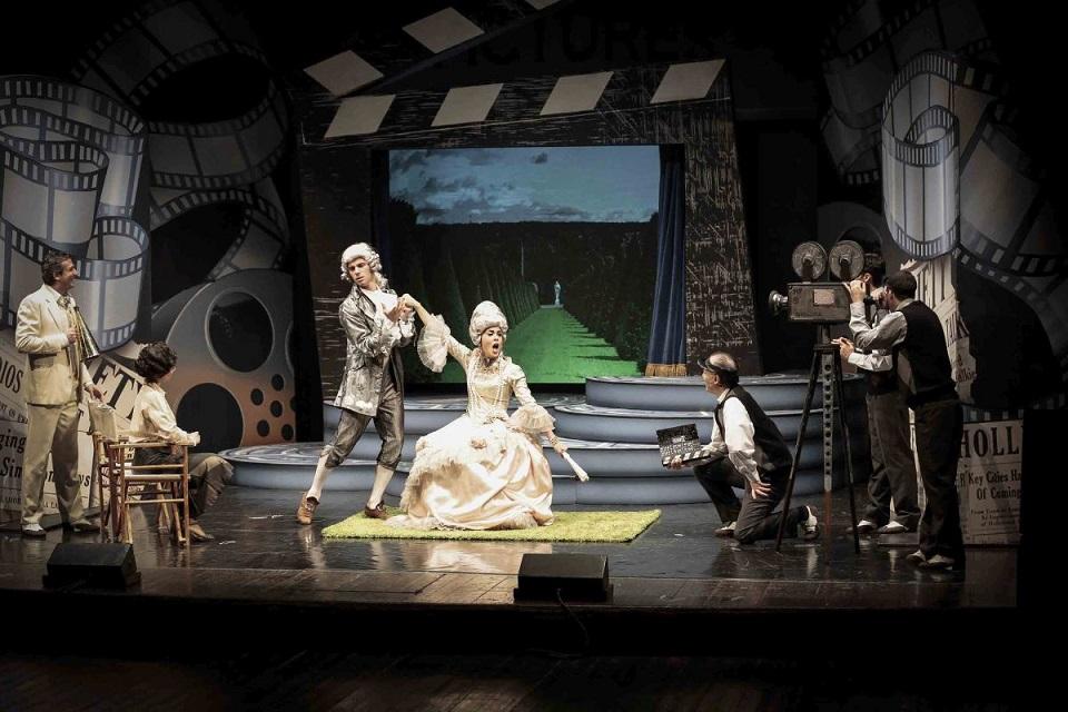 Stagione teatrale 2018/19: Kiss me, Kate