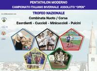 Campionati italiani invernali assoluti pentathlon moderno