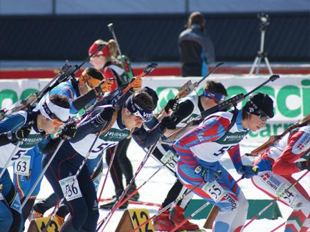 Vivi l'Inverno nelle Alpi Carniche e Dolomiti Friulane - Approccio al Biathlon