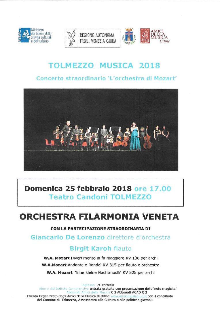 Orchestra filarmonia Veneta