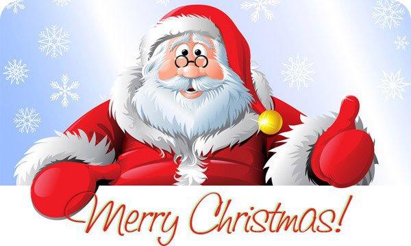 Immagini Di Babbi Natale.Arriva Babbo Natale