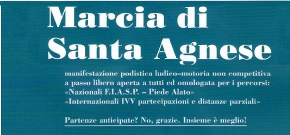 25° Marcia di Sant'Agnese
