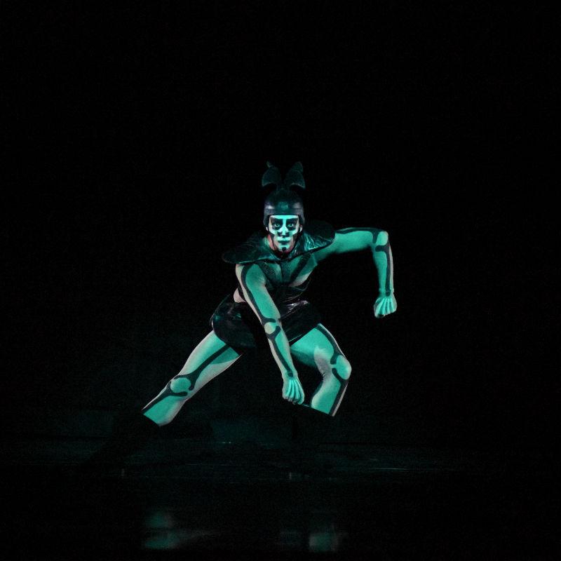 Tulsa Ballet. Eclectic stories