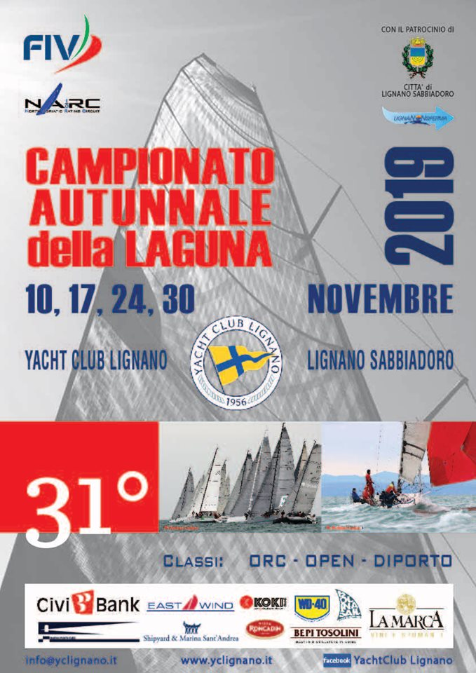 31° Campionato Autunnale della Laguna