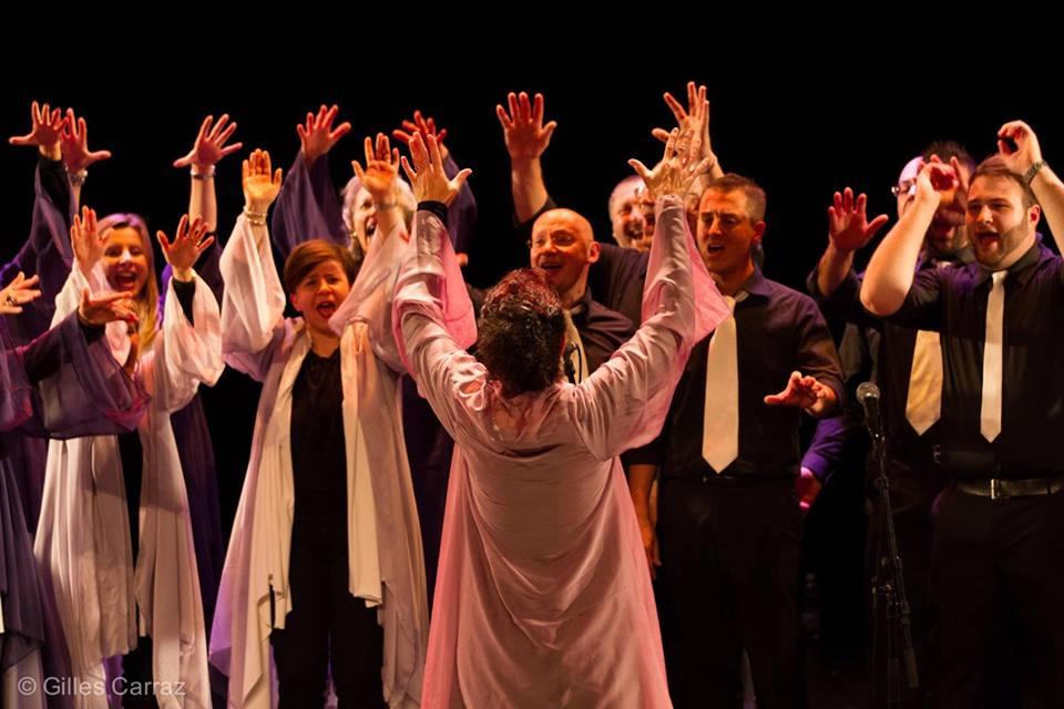 Grado in gospel: Harmony Gospel Singers in concerto