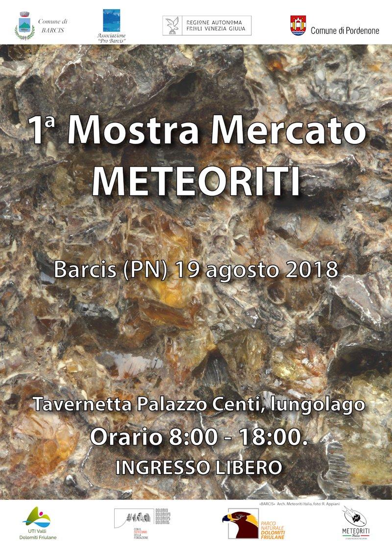 MOSTRA-MERCATO DI METEORITI