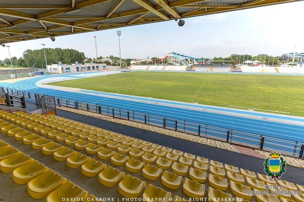 1° Meeting Giovanile di Atletica Leggera Città di Lignano Sabbiadoro