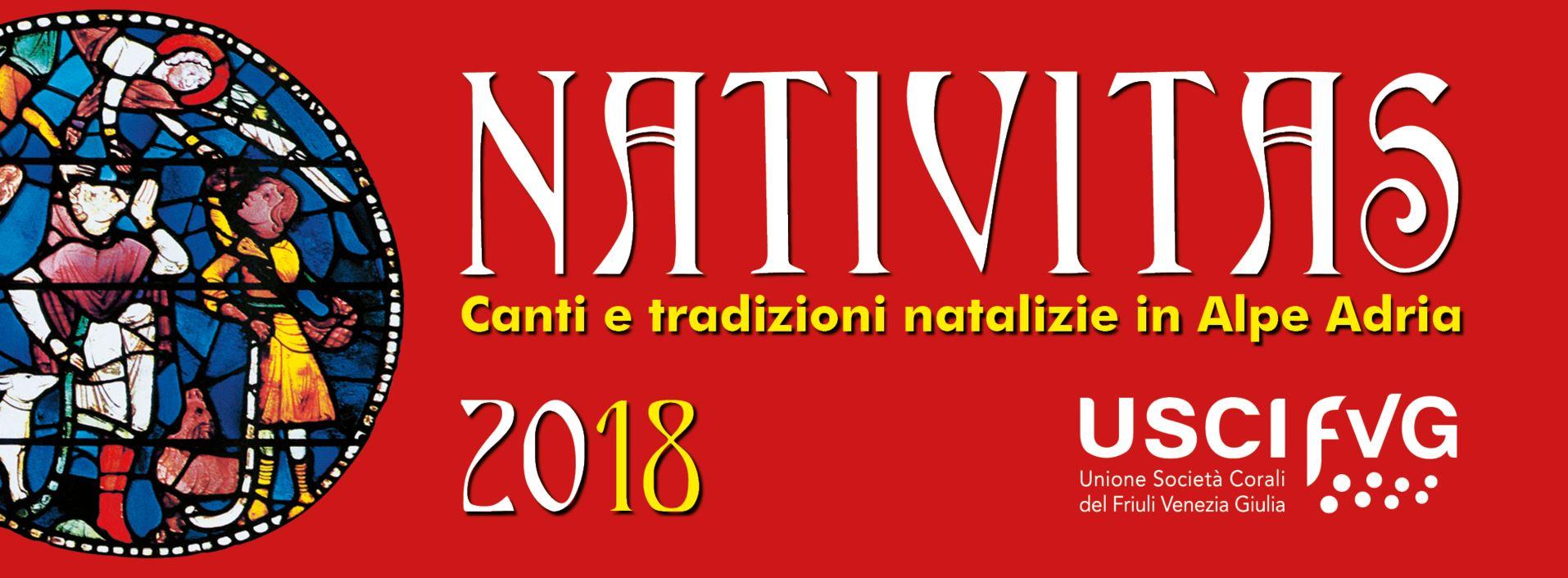 Nativitas: Canti e tradizioni natalizie in Alpe Adria