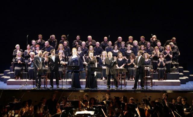 Concerto della Mitteleuropa Orchestra: Omaggio a Frank Sinatra
