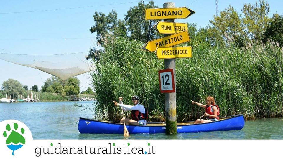 Escursione in canoa al Villaggio dei Casoni