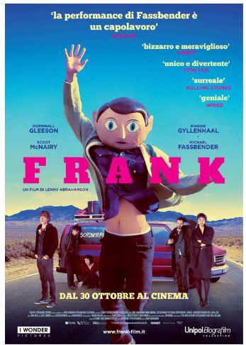 Cinemamente - Oltre il muro: Frank - Kinemak
