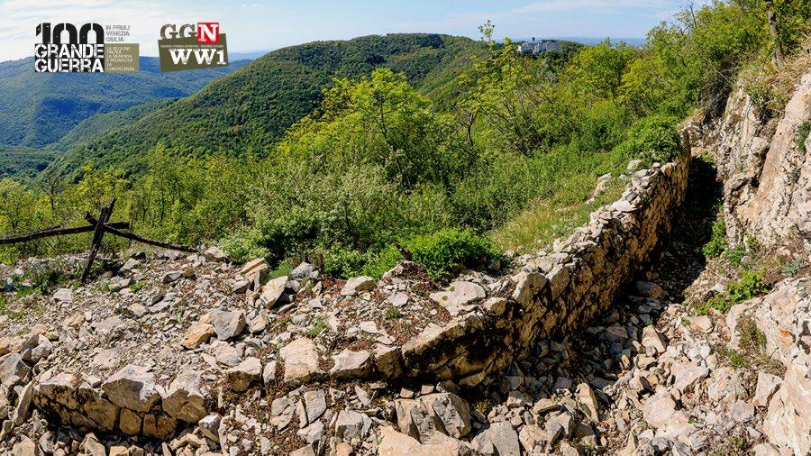 """Quattro giorni sul cammino """"Grande Guerra Natisone"""" da Castelmonte al Matajur"""