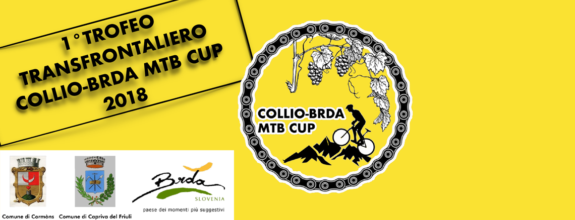 1° TROFEO TRANSFRONTALIERO COLLIO-BRDA MTB CUP 2018 - COLLIO BY NIGHT CROSS COUNTRY