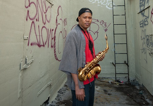 Jazz&wine of Peace Festival: Steve Coleman and Five Elements