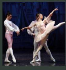 I Capolavori del Balletto Russo -  Balletto Yacobson di San Pietroburgo - Teatro Verdi di Gorizia 2017/2018 -