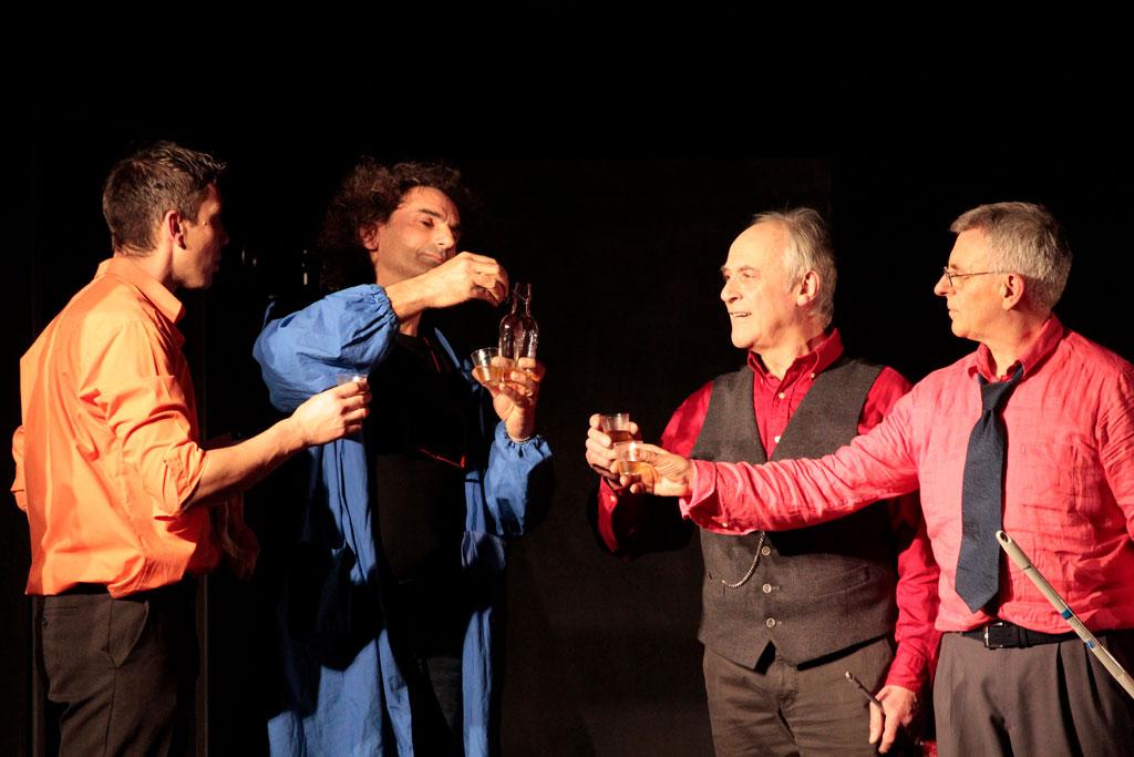 13o Festival della Commedia Friulana: Tre sull'altalena