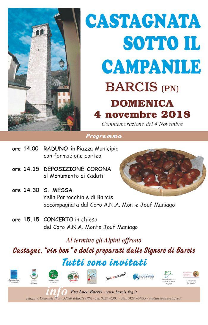 """""""CASTAGNATA SOTTO IL CAMPANILE"""""""