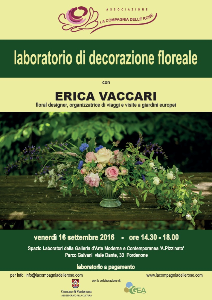 Laboratorio Di Decorazione Floreale