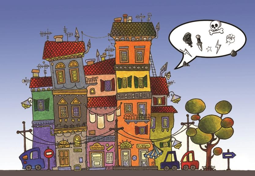Vicini di casa un condominio da pazzi - Vicini di casa rumorosi ...