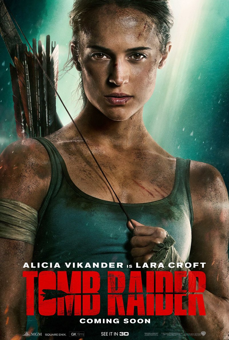 Cinemania: Tomb Raider