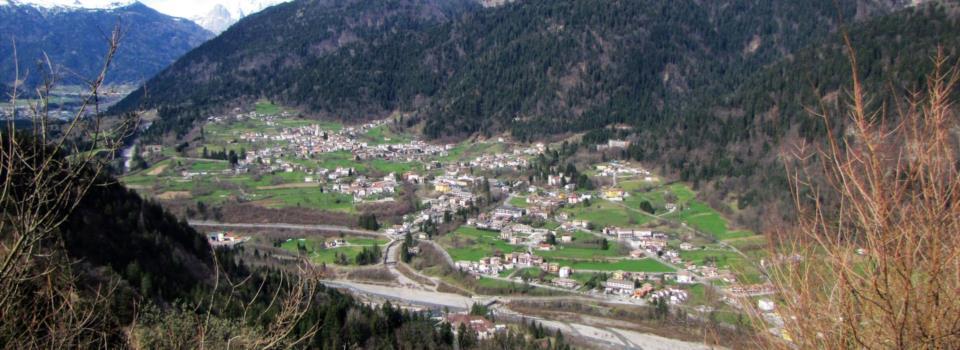 Escursioni naturalistiche lungo i sentieri di fondovalle di Arta Terme