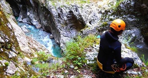 Canyoning | Val d'Arzino