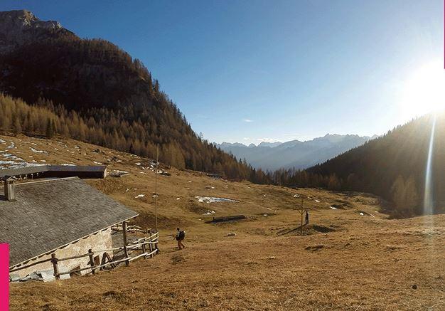 Trail running Tour FVG: Trail delle malghe - Trofeo Pradironc