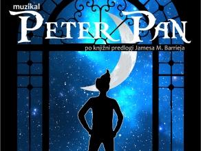 """Komigo baby 2018/19 – A teatro con mamma e papà"" con il musical ""PETER PAN"""