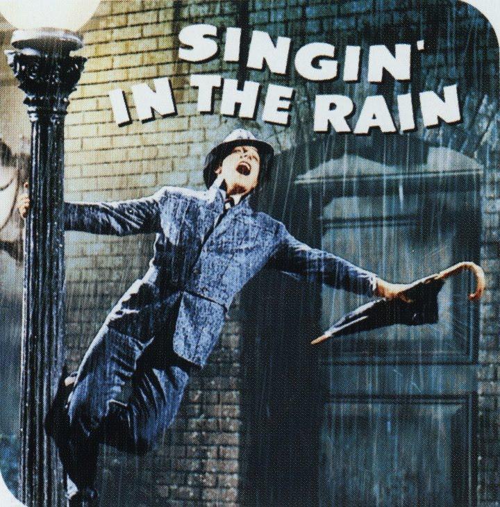 PROFESSIONE CINEMA– Singin' in the rain
