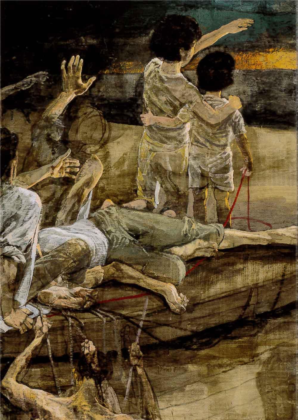 «Exodus – Arte per credere»:Safet Zec