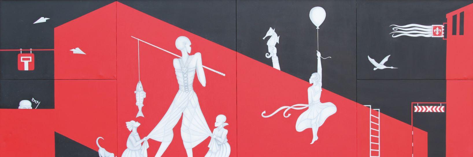 Goodbye Perestrojka: A Gradisca in mostra cento opere di artisti dell'ex Unione Sovietica