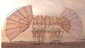 Strandbeest. Le macchine del sogno di Theo Jansen