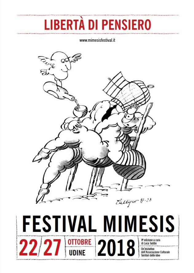 Festival Mimesis - libertà di pensiero