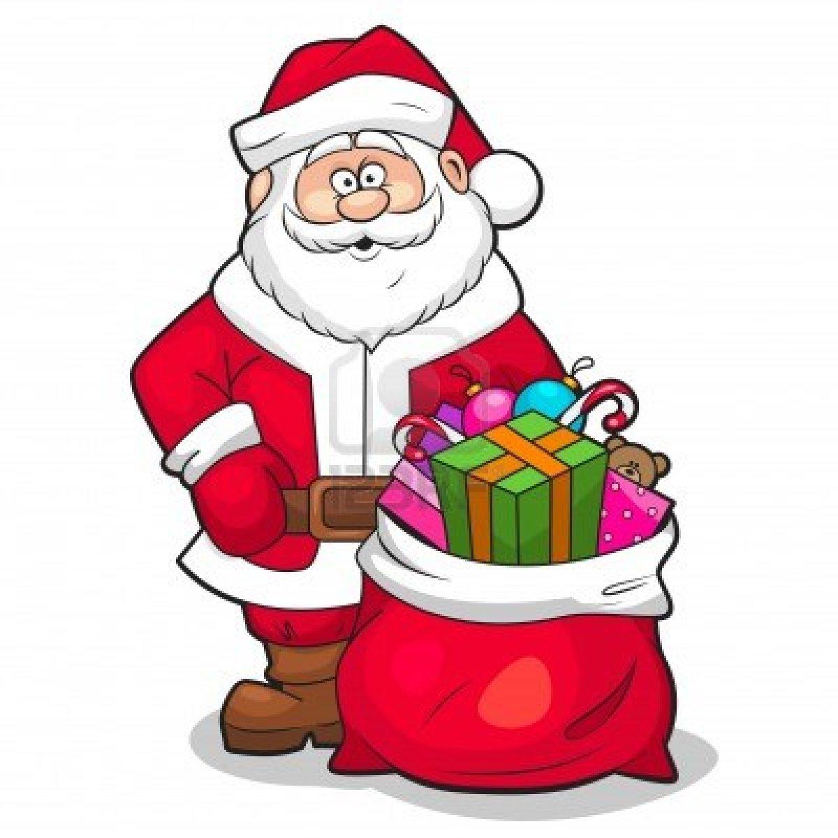 Immagini Di Babbi Natale.Babbo Natale E I Presepi Di Chions