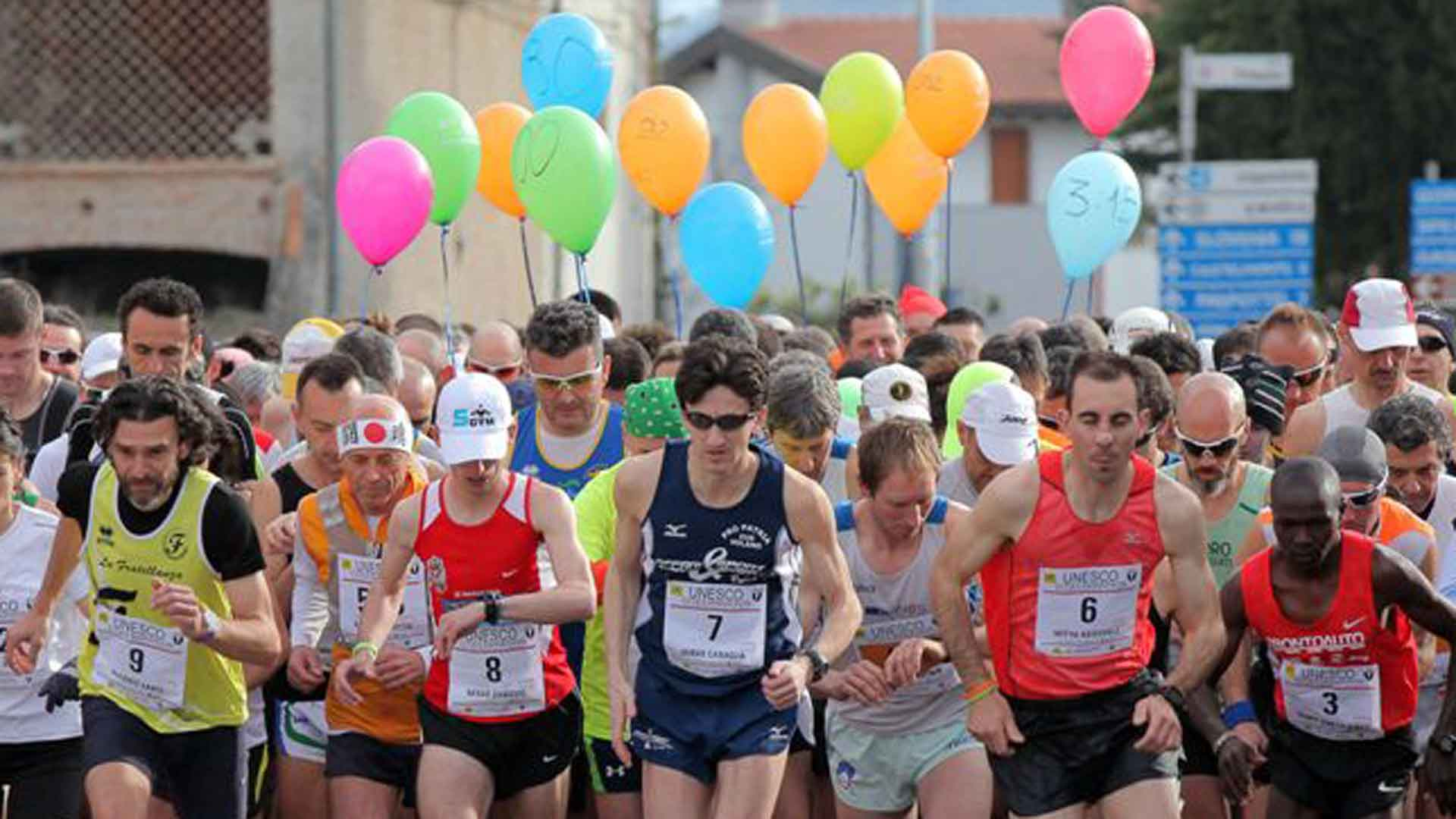 7a Ed. Unesco Cities Marathon