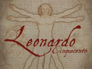 Leonardo -Cinquecento