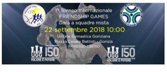 torneo internazionale nell'ambito dei Friendship Games  - Judo