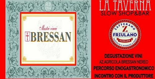 Degustazione Az.Agricola Bressan Nereo