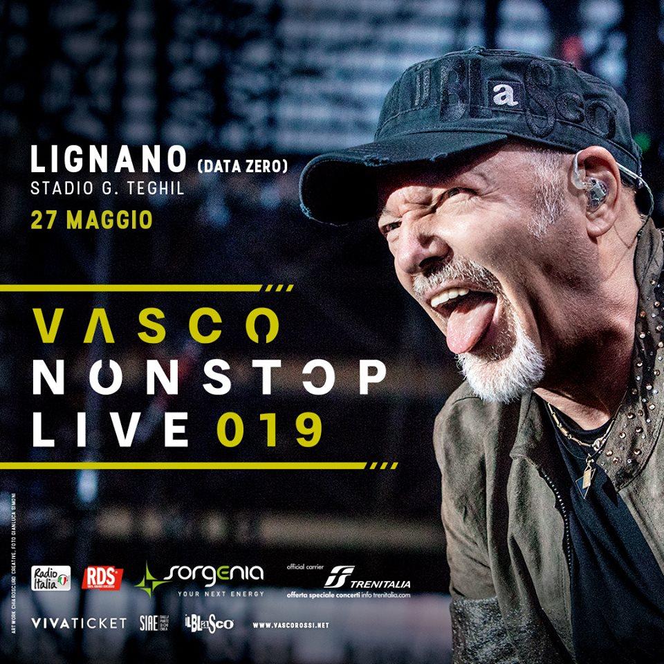 Vasco Rossi Non Stop Live 2019