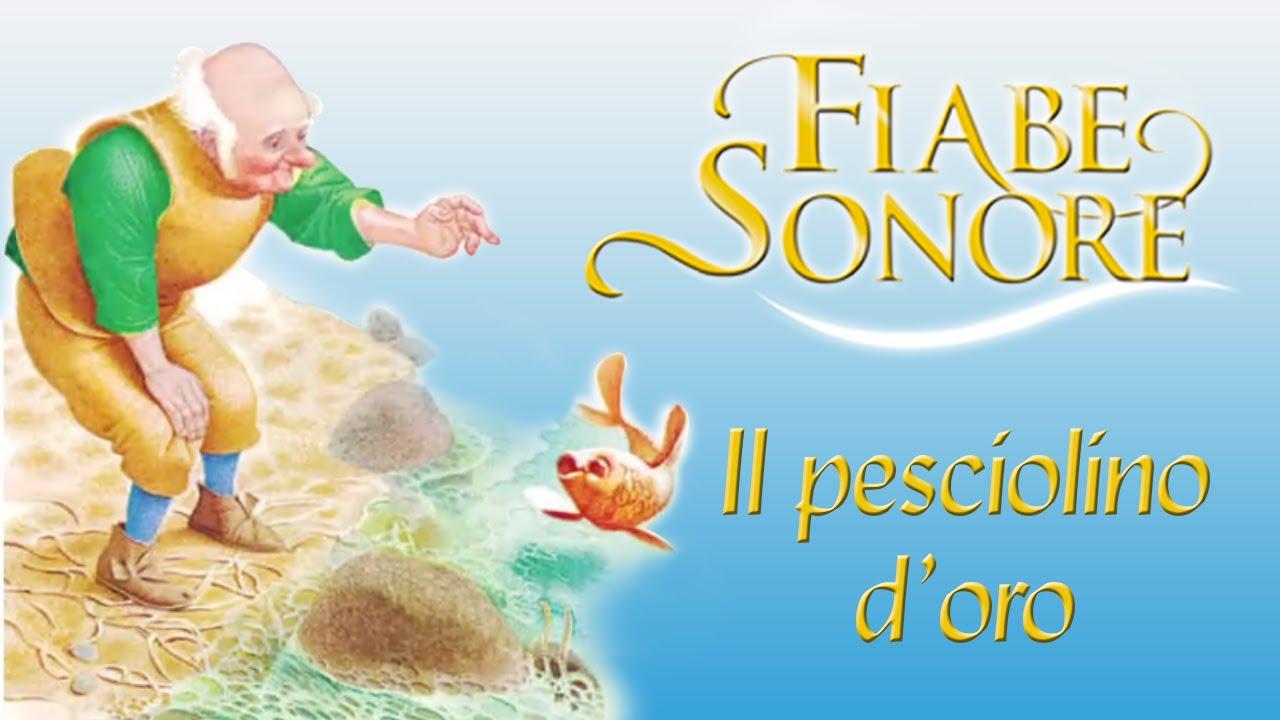 """""""Il Pesciolino d'oro"""" - Teatro di figura"""