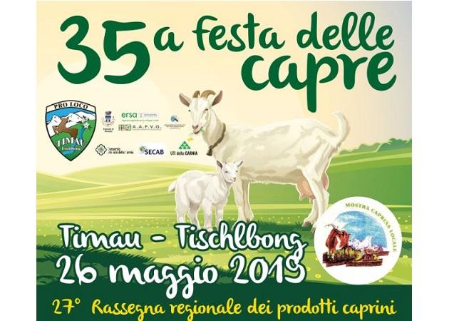 """""""Sunti van gasa"""" - Festa delle capre"""