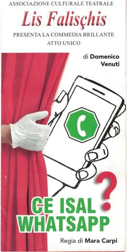 Ce isal Whatsapp?