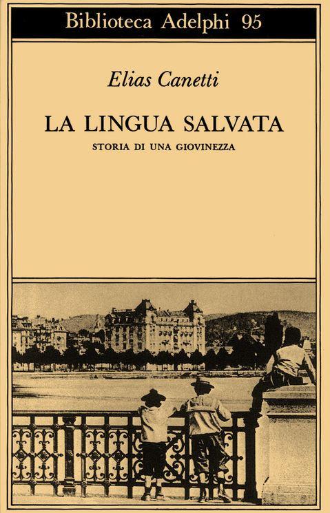 """Gruppo di lettura: """"La lingua salvata"""""""
