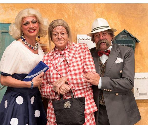 I Legnanesi -70 voglia di ridere c'è- Teatro Verdi
