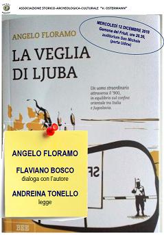 """Presentazione del libro """"La veglia di Ljuba"""""""